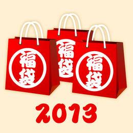 2013年福袋販売